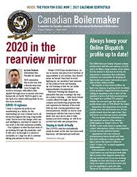 Canadian Boilermaker Newsletter - Winter 2020