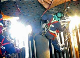 Boilermakers at Work   Canadian Boilermakers
