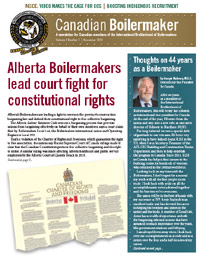 Canadian Boilermaker Newsletter - December 2018