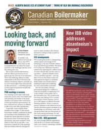 Canadian Boilermaker Newsletter - December 2019