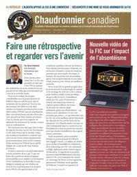 Le Chaudronnier canadien bulletin national - Décembre 2019