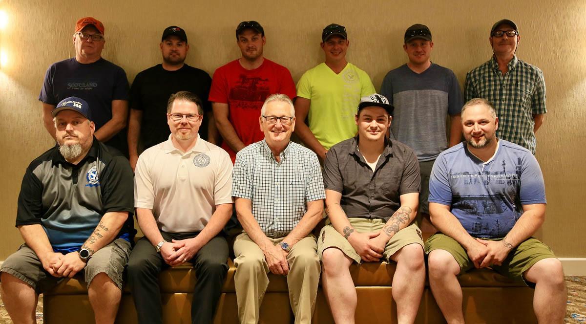 Field Leadership Training Participants- Local 73