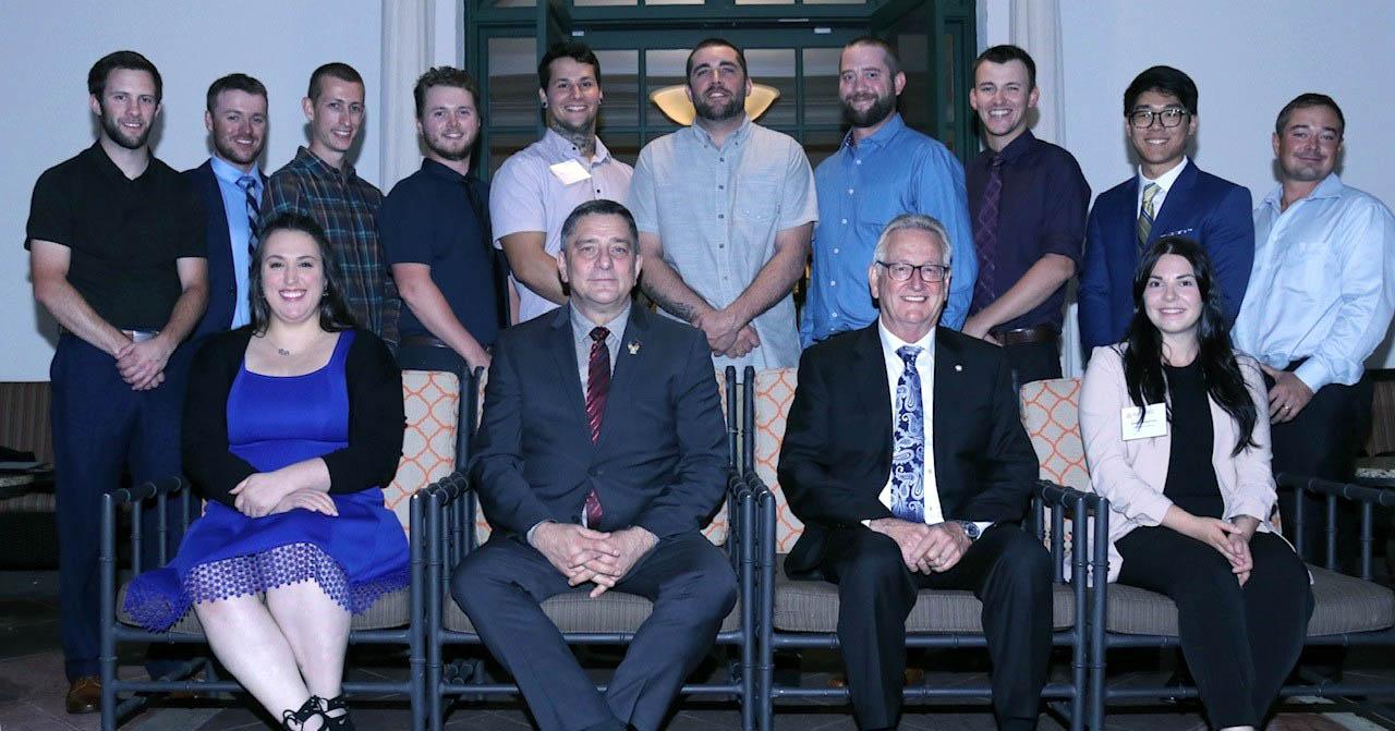2019 Boilermaker Graduate Apprentices
